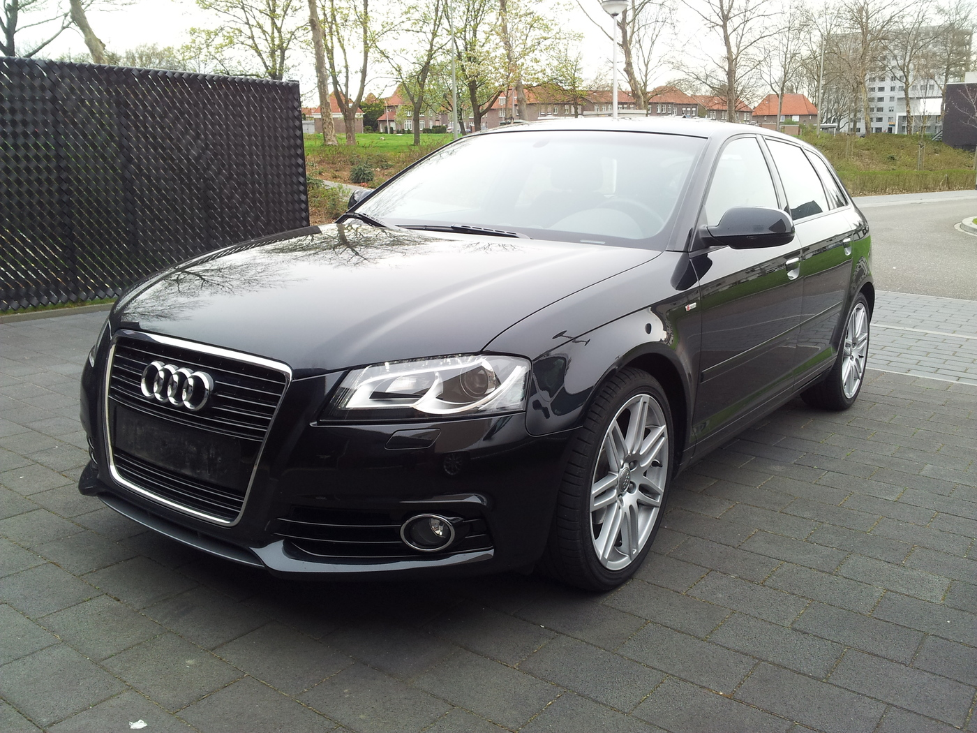 tim 39 s audi a3 sportback s line my2012 forum. Black Bedroom Furniture Sets. Home Design Ideas