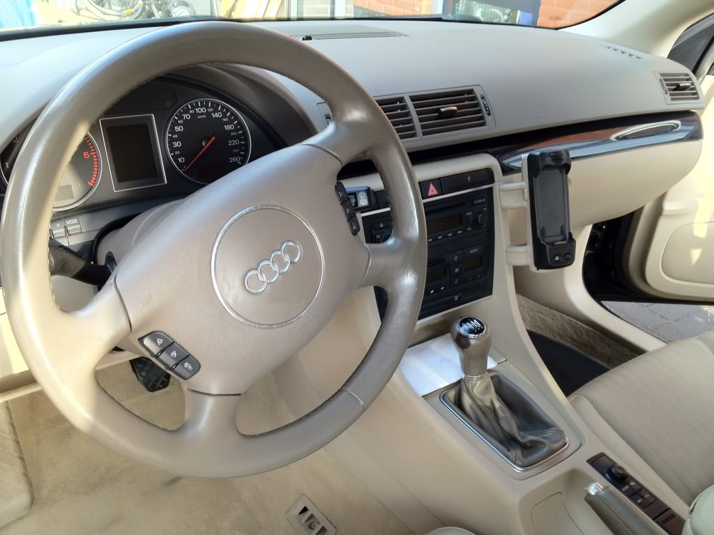 Interieur audi a4 avant beige interieur forum for Interieur audi a4 avant