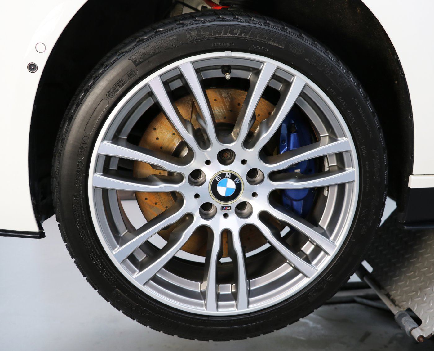 BMW velgbescherming