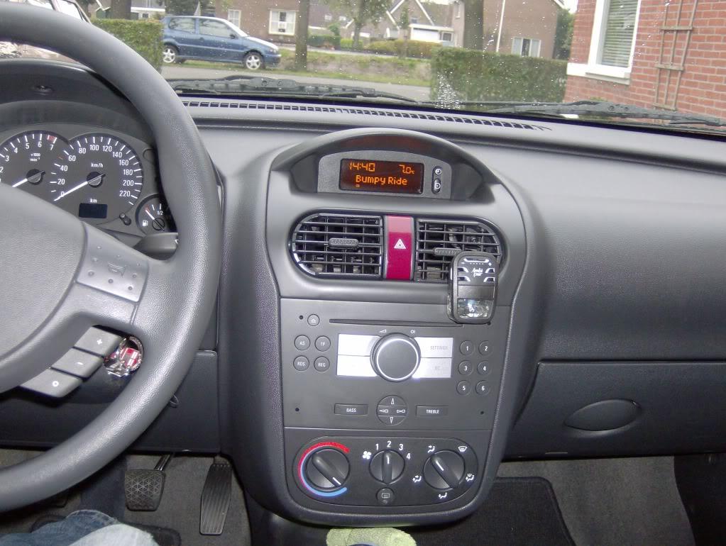 Opel corsa c 2005 forum for Interieur auto schoonmaken