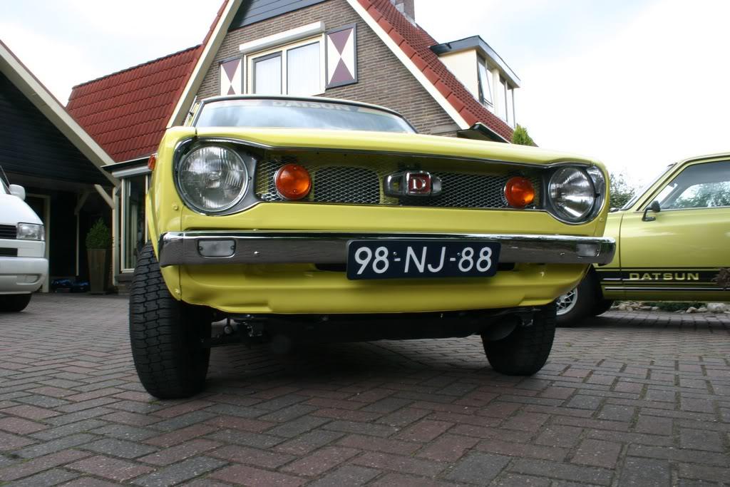 Datsun 100A | Carclean.com Forum