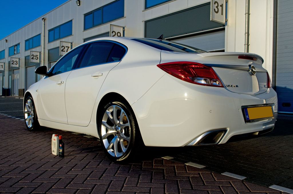 full detail opel insignia opc wit forum. Black Bedroom Furniture Sets. Home Design Ideas