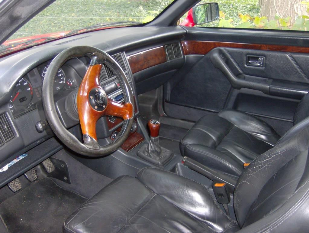 Team up bin dennis audi 80 cabriolet 1991 veel pics for Audi 80 interieur