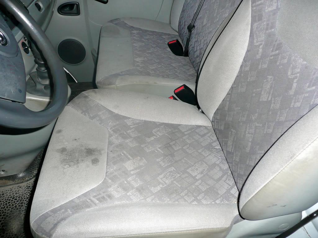 Opel vivaro, interieur, exterieur en stickers verwijderen | Carclean ...