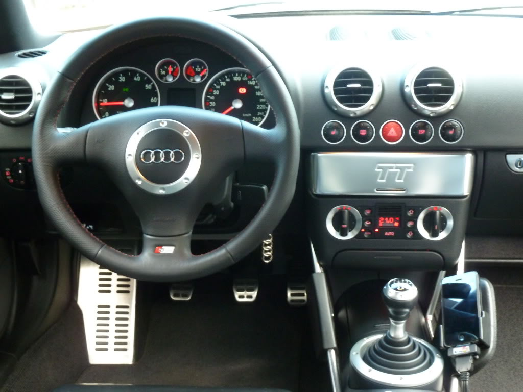 Audi tt 1 8t 8n coupe audi a2 1 4 8z pagina 7 for Interieur tt 2000